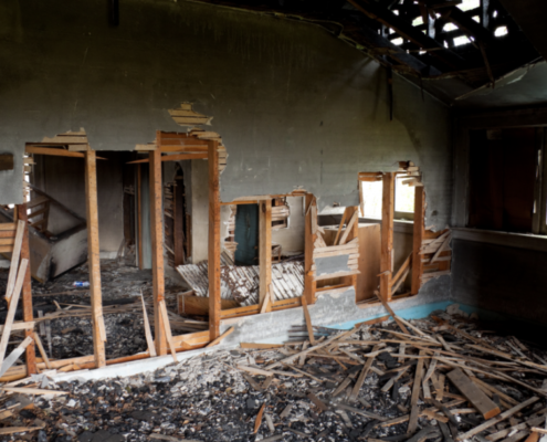 quality disaster restoration services